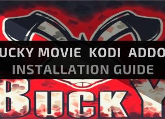 Bucky Movies Kodi Addon - Feature Image