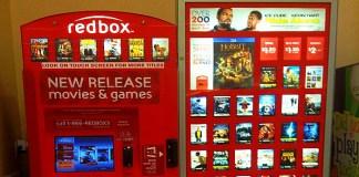 Redbox Accused Disney