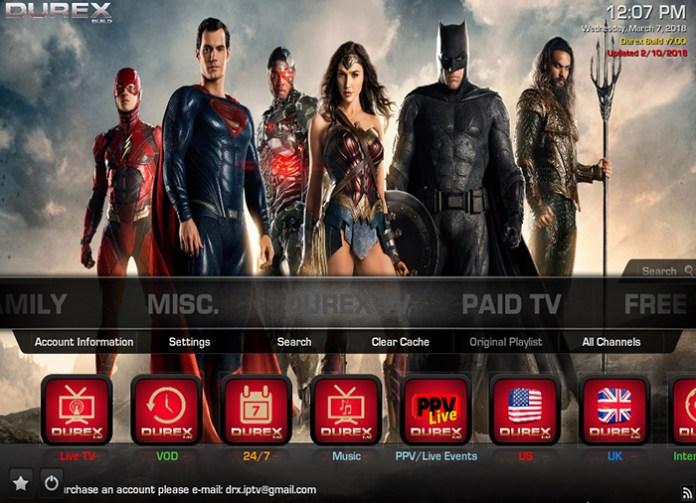 how to watch nba tv canada in kodi