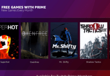 Free Games From Amazon and Twitch