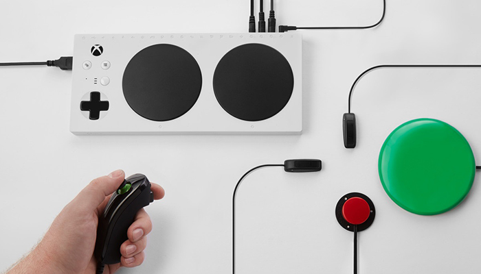 Xbox Adaptive Controller officially announced