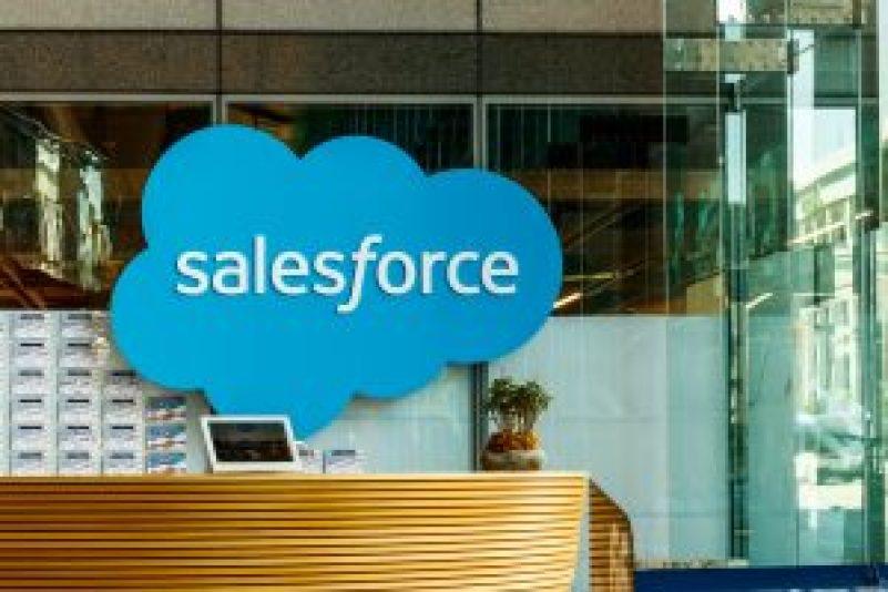 Salesforce enters China, Hong Kong, Taiwan with exclusive