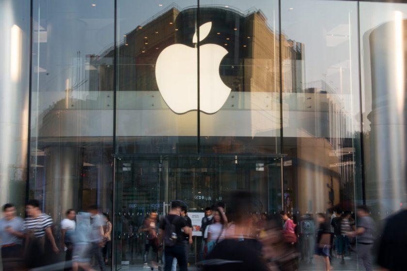 iphone china sales fall plummet smartphone
