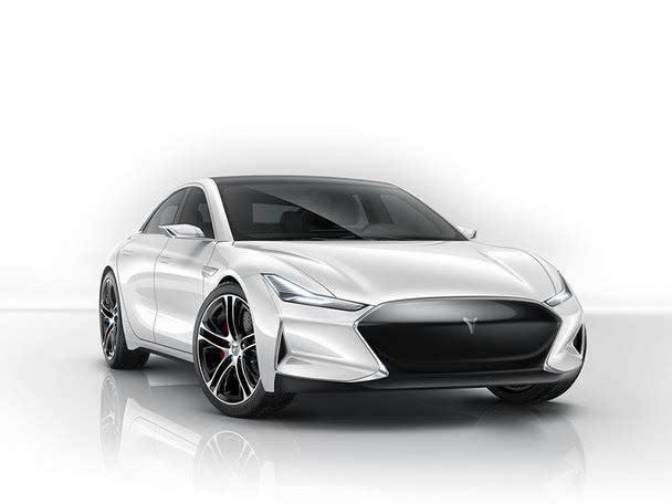 véhicule électrique Tesla Nio