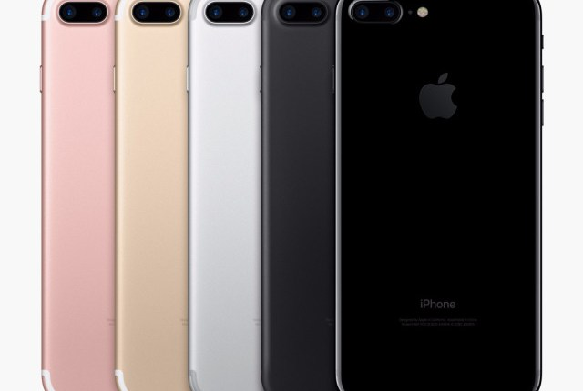 Array of iPhone 7 Plus Apple just announced, img Apple
