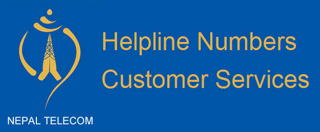 List of Helpline Numbers for Nepal Telecom Customer Services