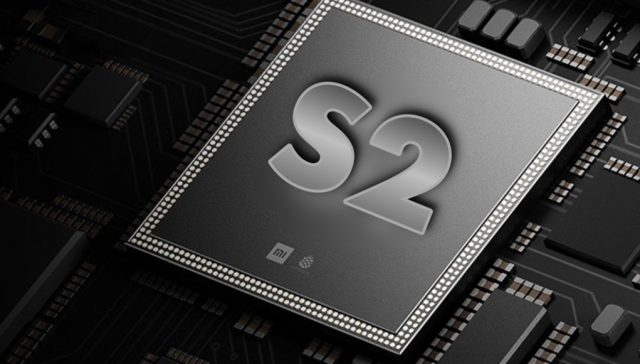 Surge S2, Xiaomi's new processor, which promises to be more powerful graphically