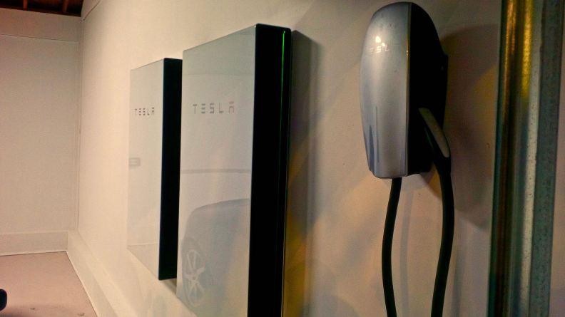 Image result for tesla home virtual solar power plant