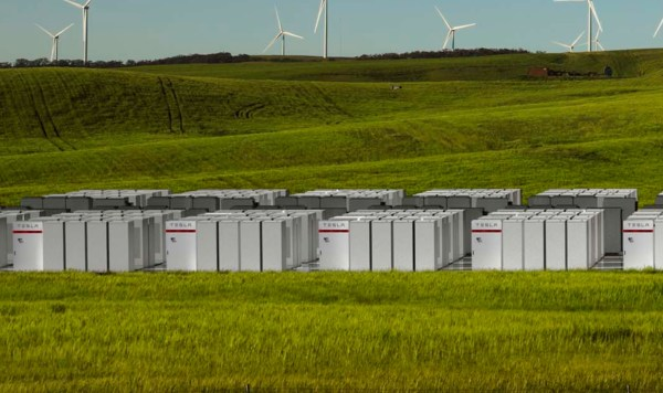 "Tesla's ""World's biggest battery"" in Southern Australia is ..."