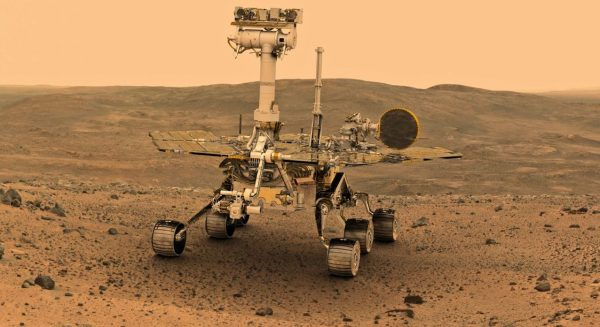 Massive storm on Mars downs NASA's Opportunity Rover after ...