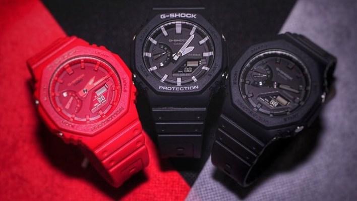 Thiết kế của đồng hồ G-Shock
