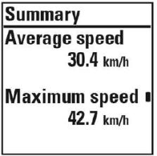 Polar M450 - Summary 8