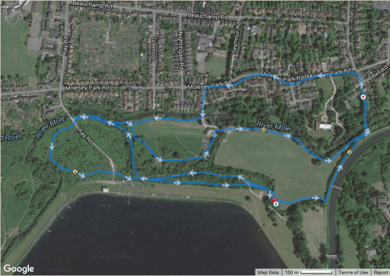 Fitbit Track GPS