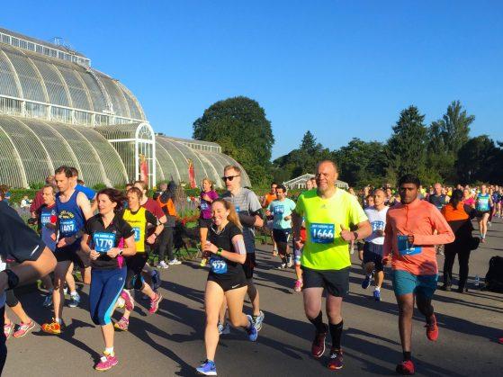 richmond running festival marathon 10k hm