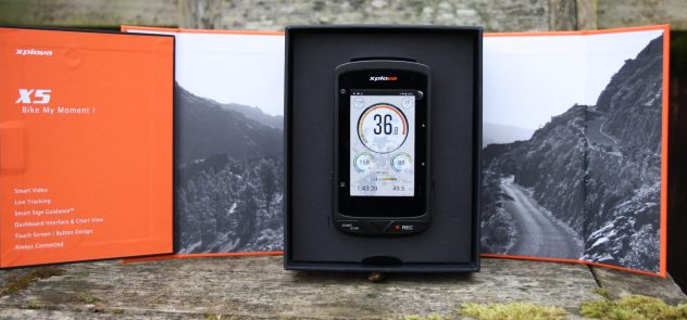 XPLOVA X5 (Acer) Smart Video Cycling Computer Review