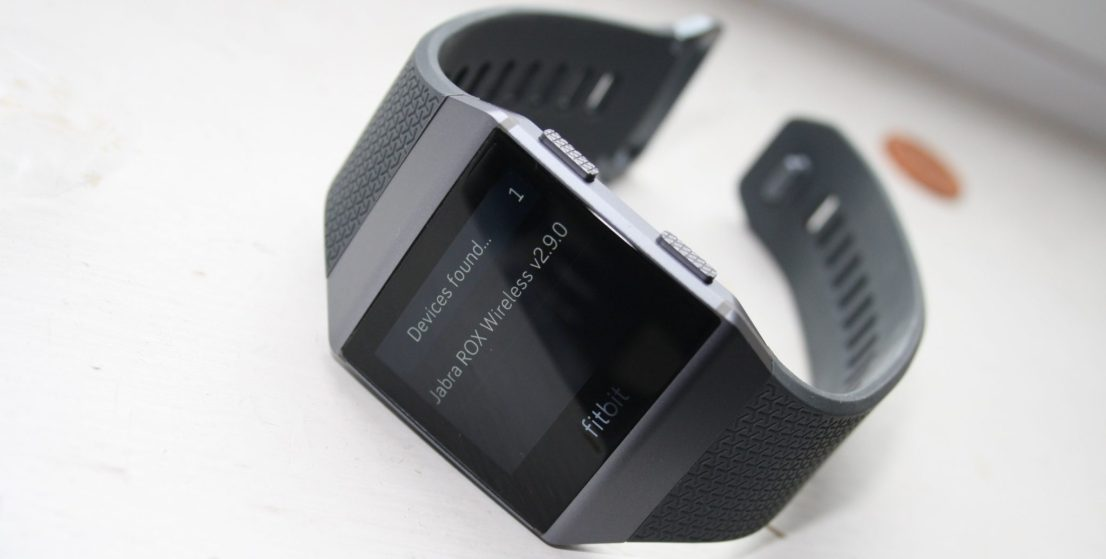 Fitbit Ionic Review Buy Sale Price