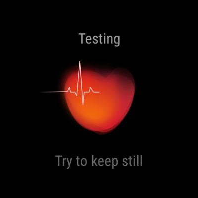 HeartRate app