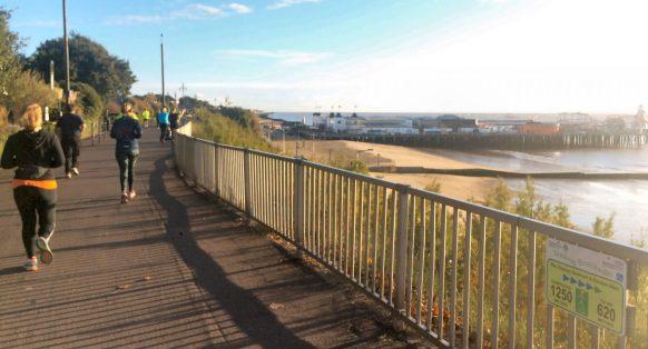 Clacton Seafront parkrun