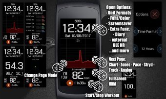 SportyWatch-Fit2-Functions