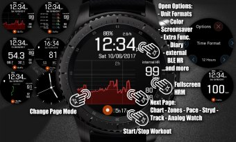 SportyWatch-S3-Functions
