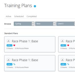 Garmin Edge 530 Review Training Plan