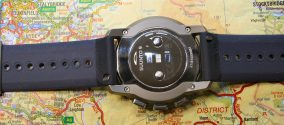 Suunto 9 Peak optical sensor Review