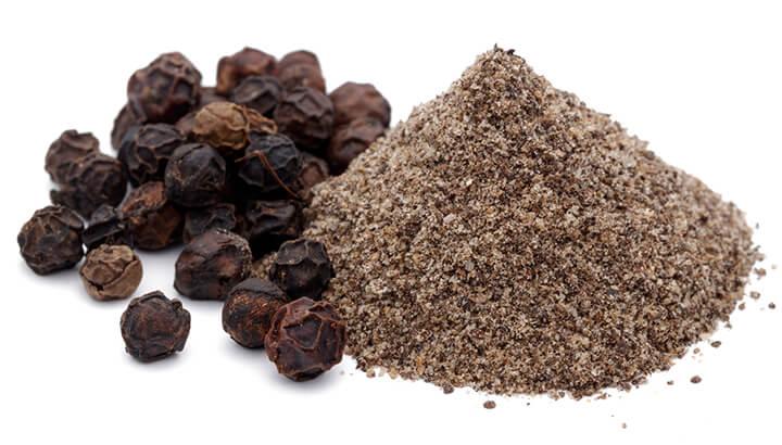 Resultado de imagen para black pepper