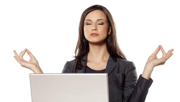 Meditation Improves Productivity