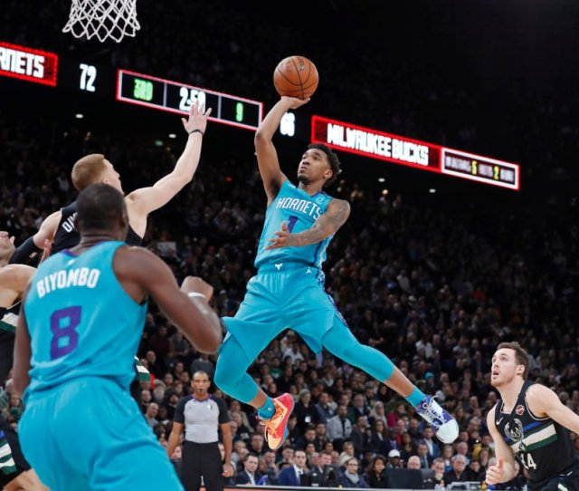 Some Final Macarons From France Malik Monk On Trade Rumors Bruce