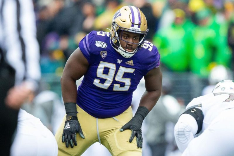 On Levi Onwuzurike, Washington's D-line and why recruiting is everything – The Athletic