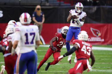 Stefon Diggs is on pace to break Bills' receiving records – The Athletic