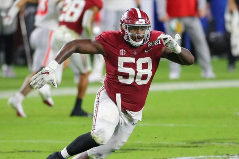 Jaguars mock draft: Alabama DT Christian Barmore's fit – The Athletic