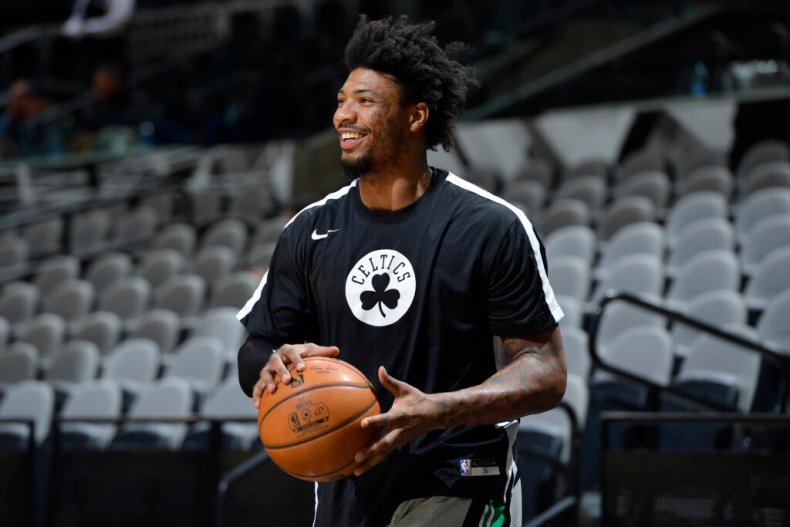 Marcus Smart shines as Celtics TV broadcaster, even as a bit of a critic –  The Athletic