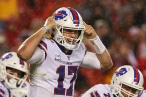 Monday Night Football Bills vs Titans Pick