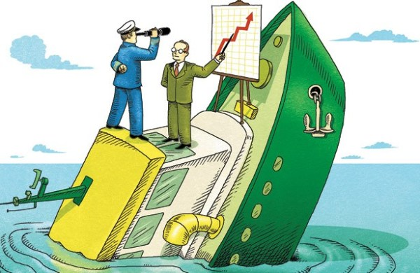Wesley Bedrosian, the Atlantic, Why Companies Fail By Megan McArdle, Toby Elwin, Megan McArdle
