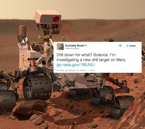 How to Tweet Like a Robot on Mars - The Atlantic