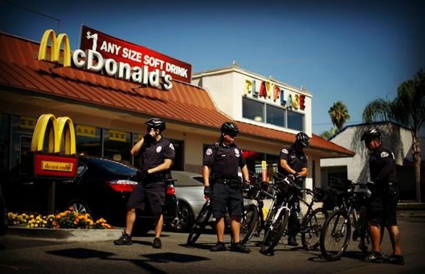Fast Food Restaurants 90003