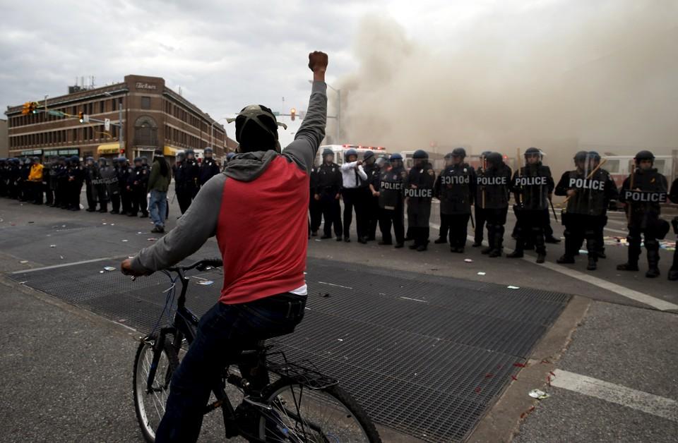 Baltimore 4/27/2015