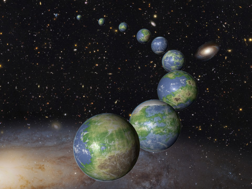 How Many EarthLike Planets Will There Be The Atlantic