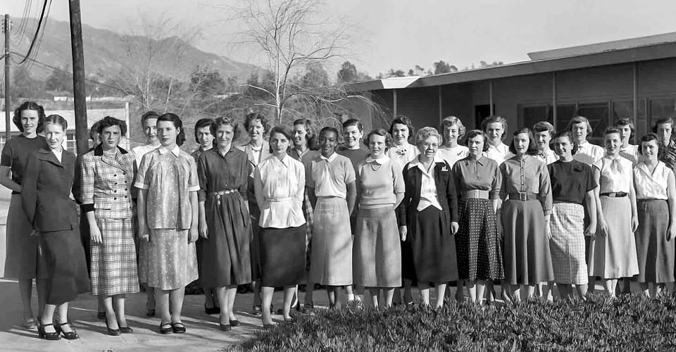 The Women Behind the Jet Propulsion Laboratory - The Atlantic