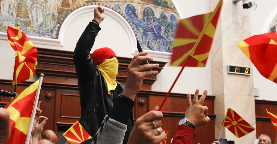 What Happened in Macedonia, and Why