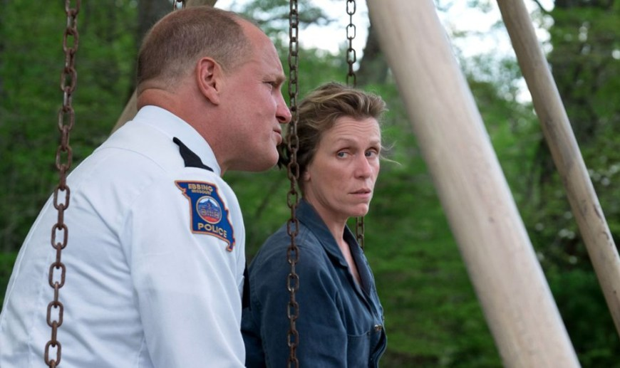 Image result for three billboards still