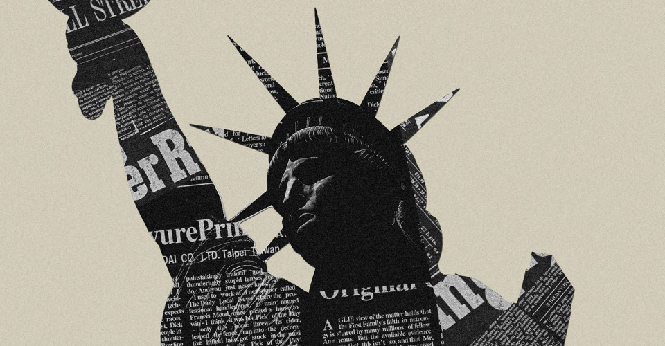 The Freedom of the Press Is Yours