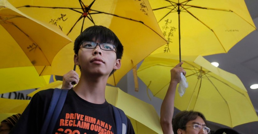 The Death of Democracy in Hong Kong