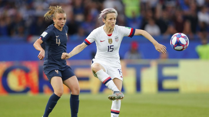 The Glorious Idealism of the U.S. Women's National Team ...