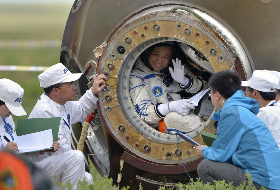 China's Manned Space Program - The Atlantic
