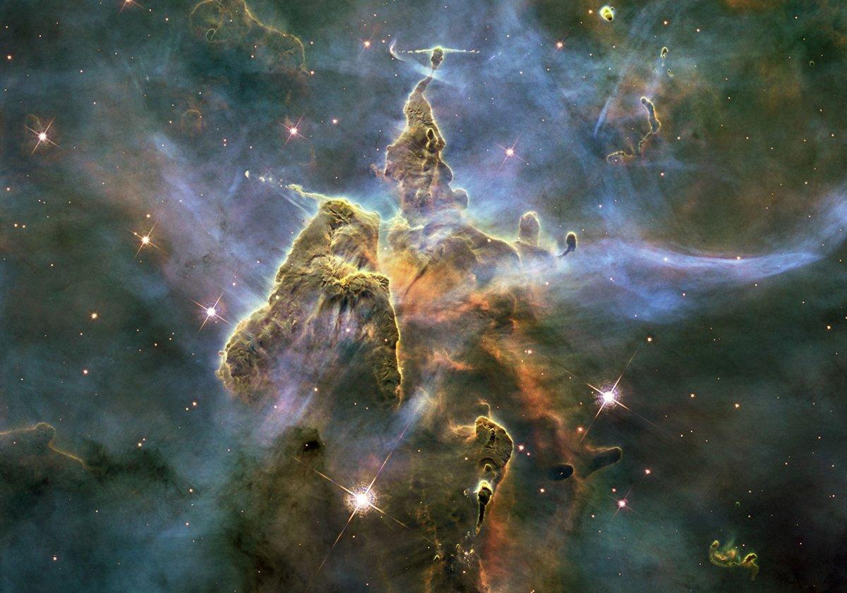 Hubble Space Telescope Advent Calendar
