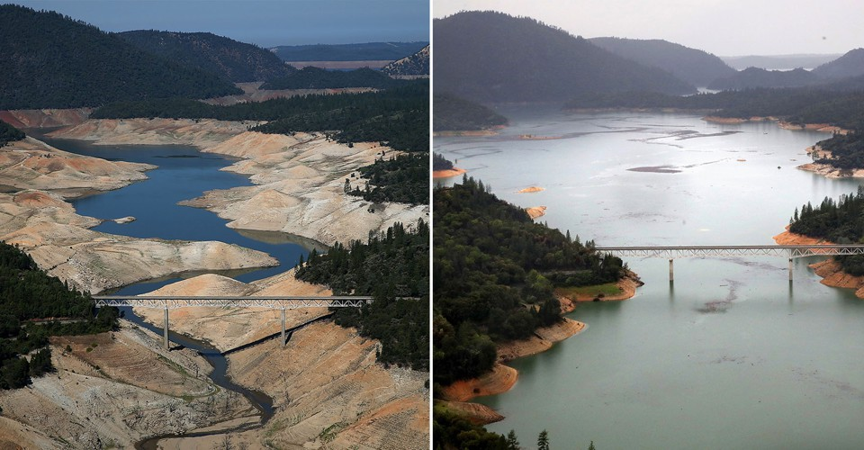A Wet Winter Brings a Green Spring to California - The ...