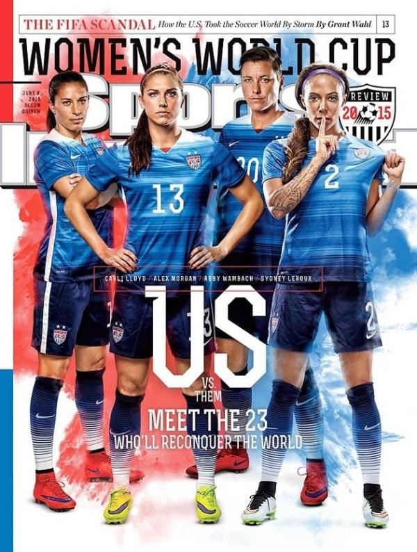 Why Aren't Women's Sports as Popular as Men's? - The Atlantic