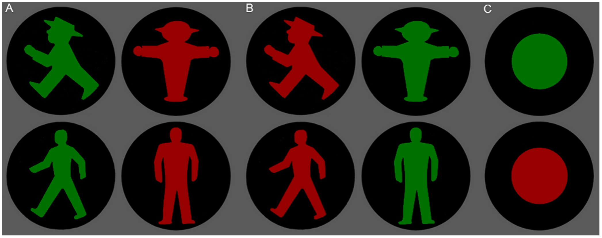 The Wildly Different Traffic Lights Of East And West